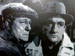 Jean Gabin - Lino Ventura