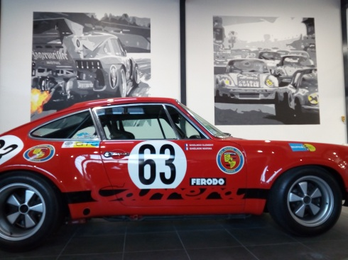 Porsche MCG Propulsion