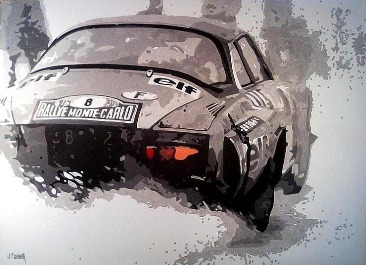 Alpine A110 1973