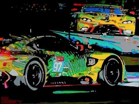 Aston Martin GTE PRO
